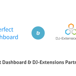 News Joomla:  We teamed up with Perfect Dashboard!