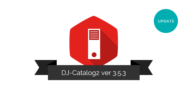 Joomla news DJ-Catalog2 updated with bunch of new features!