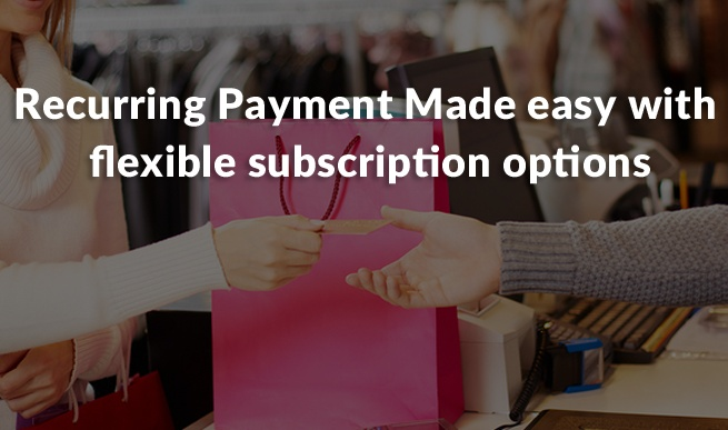 Magento News: Recurring Payment Extension