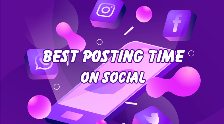 Joomla News: Best Time to Post on Popular Social Media 2019