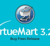 Joomla News: VirtueMart 3.2.8 Bug Fixes Release
