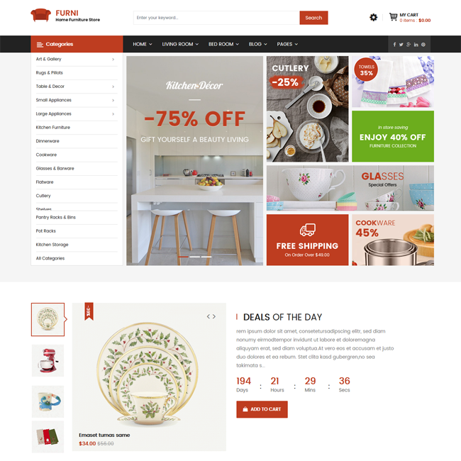 Joomla News: [PREVIEW] Sj Furni - Modern Joomla Furniture VirtueMart Template [PREVIEW] Sj Furni - Elegant Furniture Joomla VirtueMart Template