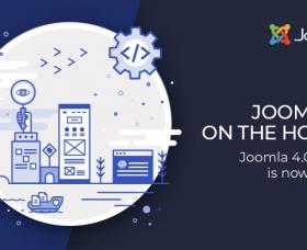 Joomla News: Joomla 4.0 Alpha 10 is Here