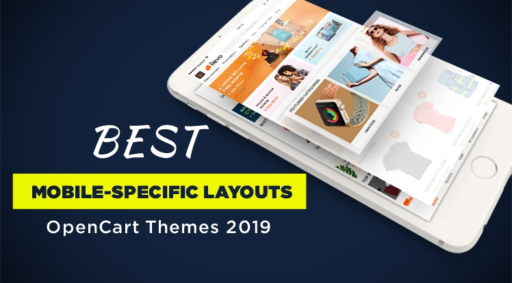 SmartAddons Opencart News: Best OpenCart Themes with Mobile-Specific Layouts 2019