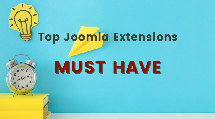 Joomla News: Top Popular & Useful Joomla Extensions Every Site MUST HAVE