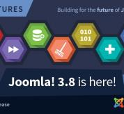 Joomla News: Joomla! 3.8 Release - New Routing System & Joomla! 4 Compatibility Layer
