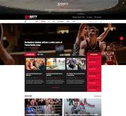 News Joomla: [PREVIEW] Sj Sporty - Flexible Sports News Joomla Template