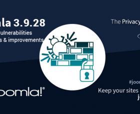 Joomla News: Joomla 3.9.28 Security and Bug Fix Release