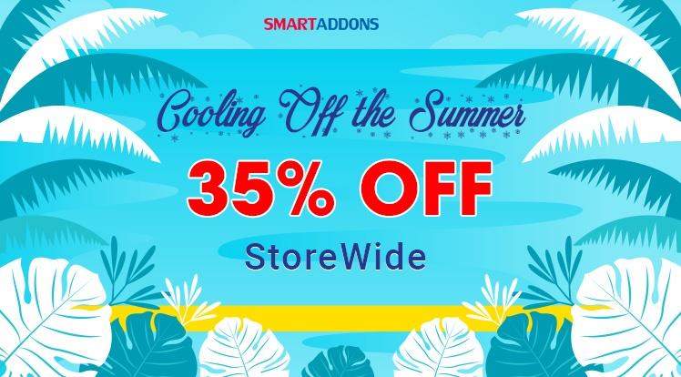 Joomla News: Summer Sale! Save 35% OFF Storewide