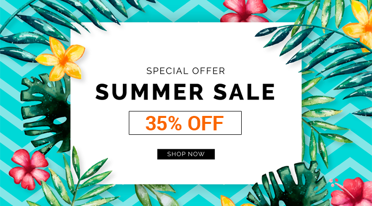 SmartAddons Joomla News: Hello Summer 35% OFF for All Products & Subscriptions