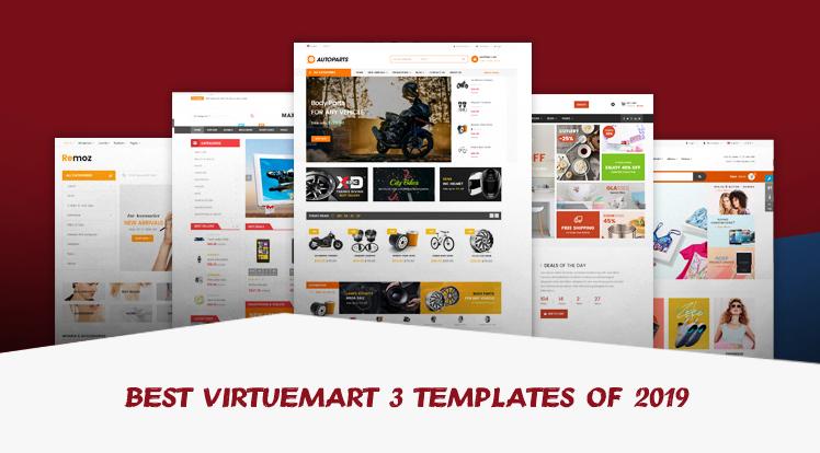 Joomla News: Best Free & Premium VirtueMart Templates