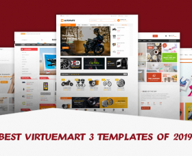 Joomla News: Best Free & Premium VirtueMart Templates