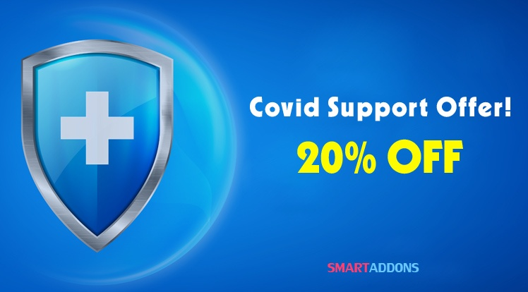 Joomla News: Covid Support Offer: 20% Off All Products & Memberships