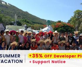 Joomla News: Vacation Announcement: 35% OFF on Developer Plan