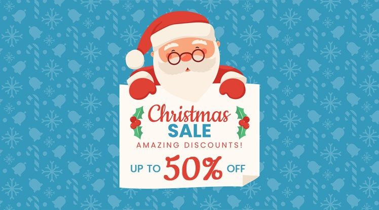 SmartAddons Joomla News: Crazy Christmas Offer: Save up to 50% OFF on Everything