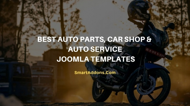 SmartAddons Joomla News: 8+ Awesome Joomla Templates for Auto Parts, Car Shop or Auto Service Websites