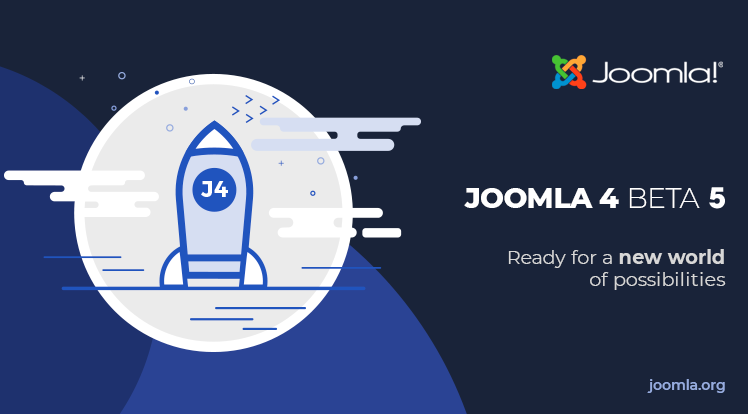 Joomla News: Joomla 4 Beta 5 and Joomla 3.10 Alpha 3 Release