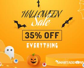 Joomla News: Halloween 2021 Sale! 35% OFF On All Products & Subscriptions