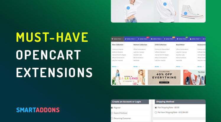 OpenCart News: Must-Have OpenCart Modules, Extensions to Strengthen Your Online Store