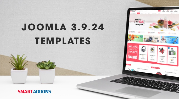 Joomla News: Joomla Templates Updated for Joomla 3.9.24