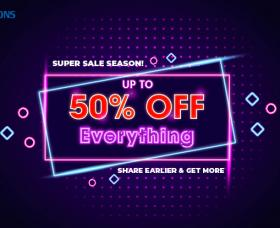 Joomla News: [Black Friday Sale] Up to 50% OFF Storewide on SmartAddons