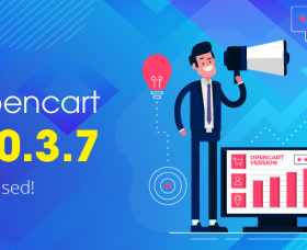 News OpenCart: OpenCart 3.0.3.7 Release