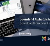 Joomla News: Joomla! 4.0 Alpha 1 Release