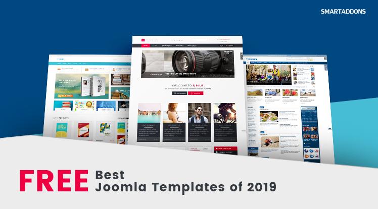 Top 10 Free Joomla Templates 2019 - Joomla News - SmartAddons