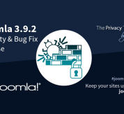 Joomla News: Joomla! 3.9.2 Security and Bug Fixe Release
