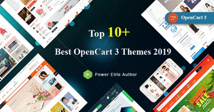 SmartAddons Opencart News: Top 10+ Best Multipurpose OpenCart 3 Themes in 2019