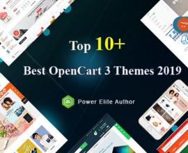 Opencart News: Top 10+ Best Multipurpose OpenCart 3 Themes in 2019