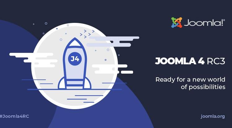 Joomla News: Joomla 4 RC 3 and Joomla 3.10 Alpha 8 Are Available