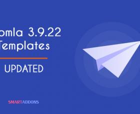 Joomla News: Joomla Templates Updated for Joomla 3.9.22