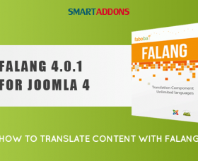 Joomla News: Falang 4.0.1 for Joomla 4 Available | How to Translate Content with Falang