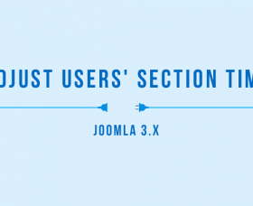 Joomla News: Adjust Users