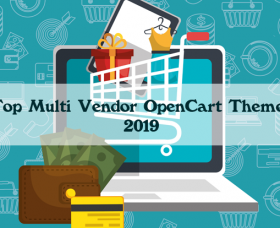 Opencart News: Top Multi Vendor | Multi Seller Marketplace OpenCart Themes 2019