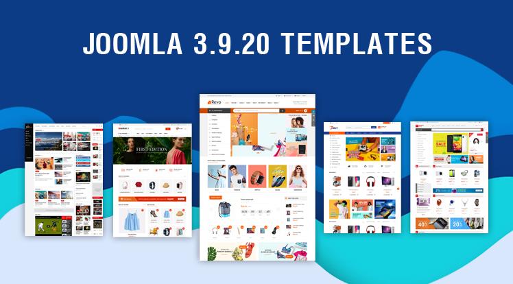 Joomla News: Joomla Templates Updated for Joomla 3.9.20