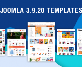 Joomla News: Joomla Templates Updated for Joomla 3.9.20