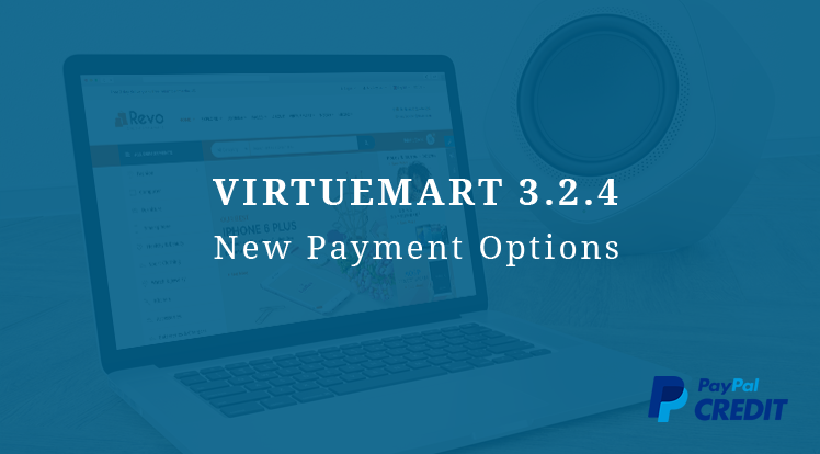 SmartAddons Joomla News: VirtueMart 3.2.4 Release with New Payment Options