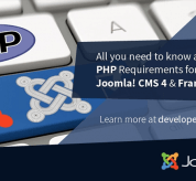 Joomla News: Discovery Joomla 4 News Features and Release Plan