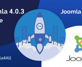 Joomla News: Joomla 4.0.3 and Joomla 3.10.2 Releases