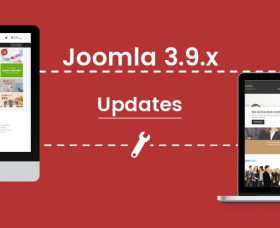 Joomla News: Hot Update: 50+ Joomla Templates Updated for Joomla 3.9.x