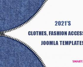 Joomla news: 10 Best Clothes & Fashion Accessories Joomla Templates