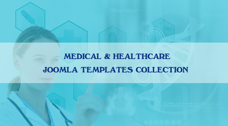 Joomla News: Best Medical and Healthcare Joomla Templates in 2019