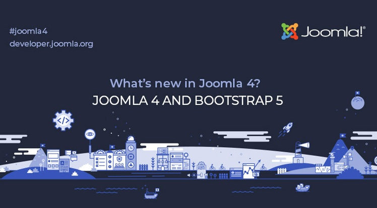 SmartAddons Joomla News: Joomla 4.0 Will Come With Bootstrap 5