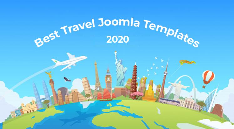 Joomla News: Top 7 Travel Joomla Templates for Travel Websites in 2020