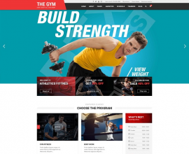 Joomla News: [PREVIEW] Sj The Gym - Multipurpose Gym Yoga, Fitness, Gym Personal Trainer & Gym Shop Joomla Template