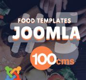 Joomla News: Top 5 Best Joomla Food Website Templates