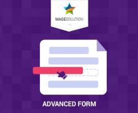 Magento news: Advanced Form for Magento 2 - Empower you to create as many types of form as possible