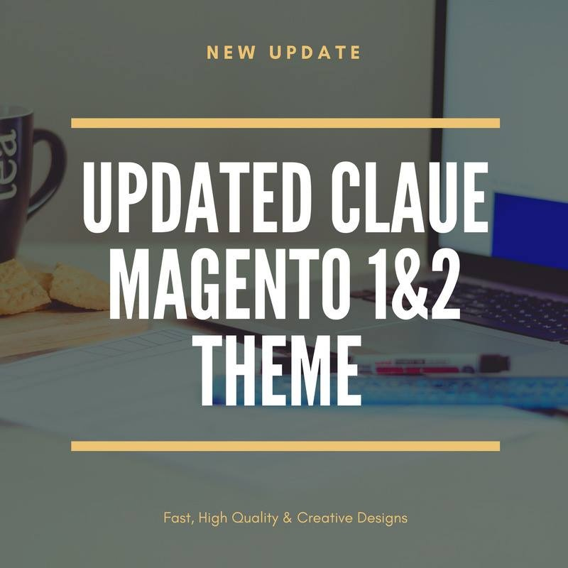 Magento News: Enjoy 10% discount on Aheadworks M2 extensions when purchase Claue Theme